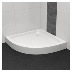 vidaXL Duschwanne vidaXL Duschwanne 70×70×13,5 cm/ 80×80×13,5 cm Acryl Weiß 70 cm