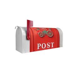 banjado Briefkasten Motiv Postkasten Nostalgie