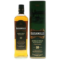 Bushmills Malt 10 Jahre 0,7L (40% Vol.) mit GP
