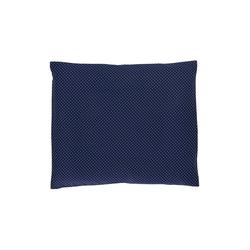 """Kissenbezug Baby Kissenbezug 35x40 cm """"Blau"""" (Made in EU), ULLENBOOM ®, Kopfkissenbezug mit Hotelverschluss, aus 100% Baumwolle, Design Uni blau"""