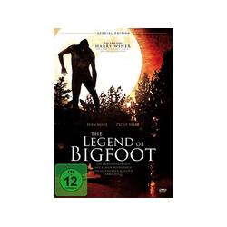 The Legend of Bigfoot DVD