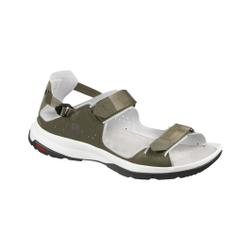 Salomon - Tech Sandal Feel Gra - Wandersandalen - Größe: 7,5 UK