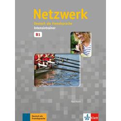 Netzwerk / Intensivtrainer B1 als Buch von Paul Rusch