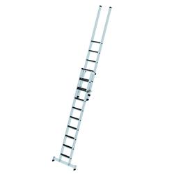 Stufen-Schiebeleiter