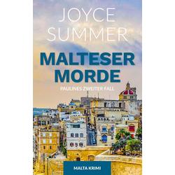 Malteser Morde: eBook von Joyce Summer