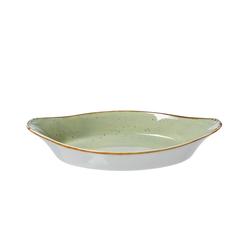Ritzenhoff & Breker / Flirt Auflaufform Romo in grün, 13,5 x 25,5 cm