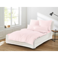Bettwäsche Twist 8626, Irisette, rosa