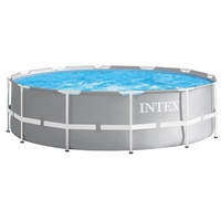 Intex Prism Frame Pool Set 610 x 132 cm inkl. Filterpumpe
