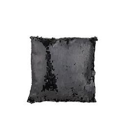 Scandinavian Home Kissen Pallieten schwarz 45x45cm