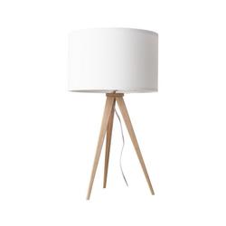 Zuiver Tischleuchte Zuiver Tripod Table Designer Tischleuchte Schirm weiß