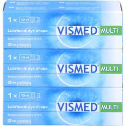 VISMED MULTI Augentropfen 30 ml