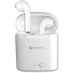 4smarts Headset True Wireless Stereo Headset Eara TWS weiß