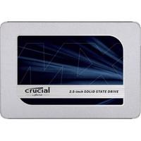 Crucial MX500 Interne SSD 6.35cm (2.5 Zoll) 500GB Retail CT500MX500SSD1 SATA III
