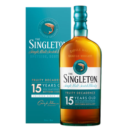 Singleton of Dufftown 15 Jahre Single Malt Scotch Whisky