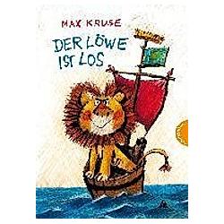 Der Löwe ist los. Max Kruse  - Buch