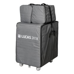 HK Audio Lucas 2K18 Roller Bag