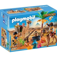 Playmobil History Grabräuber-Lager (5387)