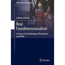 Real Fourdimensionalism. Ludwig Jaskolla  - Buch