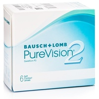 Bausch + Lomb PureVision2 HD 6 St. / 8.60 BC / 14.00 DIA / -0.50 DPT