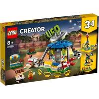 Lego Creator Jahrmarktkarussell 31095