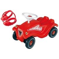 Big Bobby Car Classic inkl. Flüsterräder und Schuhschoner rot