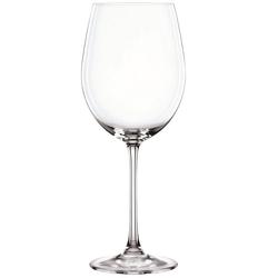 Nachtmann Weinglas Nachtmann, 4-teiliges Bordeaux-Pokal Set, Kristall, Kristallglas