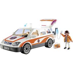 Playmobil® City Life Notarzt-PKW mit Licht und Sound 70050