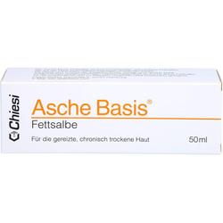 ASCHE Basis Fettsalbe 50 ml