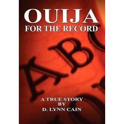 Ouija als Buch von D. Lynn Cain