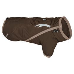 Hurtta Hundemantel Chill Stopper braun, Größe: 75 cm