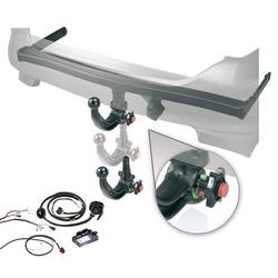 Anhängerkupplungs-Kit RENAULT KOLEOS 04/17- A40V