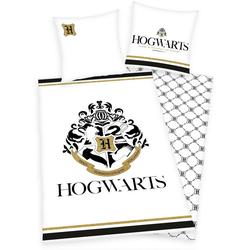 Wendebettwäsche Hogwarts, mit Hogwarts Logo