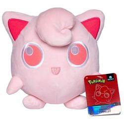 Plüschfigur Pokémon Pummeluff Monochrom, 20 cm