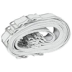 Häfele Bettzeug-Haltegurt Set für Matratzenbreite bis 1200 mm
