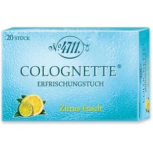 Echt Kölnisch Wasser 4711 4711 Echt Kölnisch Wasser Colognette Erfrischungstücher