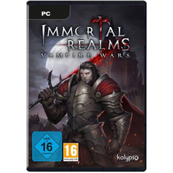 Immortal Realms: Vampire Wars PC USK: 16
