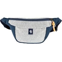 NITRO Gürteltasche Hip Bag, Morning, Mist grau Kinder Reisetaschen Reisegepäck