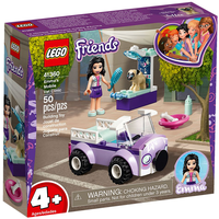 Lego Friends Emmas mobile Tierarztpraxis 41360