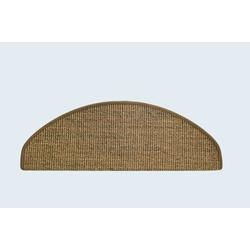 Stufenmatten einzeln oder im 15er Set braun ca. 4/66/24 cm