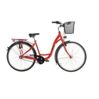 SIGN Cityrad 2020 28 Zoll RH 48 cm Damen tesla red gloss