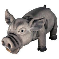 Trixie Schwein, Original-Tierstimme, Latex, Maße: 17 cm