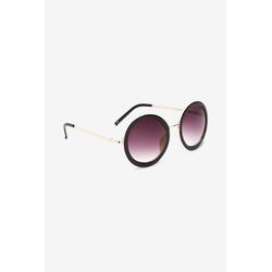 Next Sonnenbrille Große runde Sonnenbrille bunt
