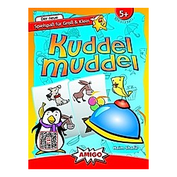 Kuddelmuddel (Kartenspiel)