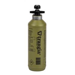 Trangia Sicherheitsflasche mit Ventil 0,5Liter (65 x 235 mm), 0,5 L