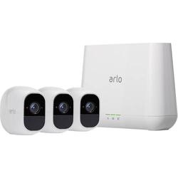 WLAN IP-Überwachungskamera-Set mit 3 Kameras 1920 x 1080 Pixel ARLO ARLO PRO 2