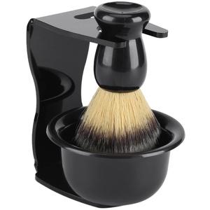 Zerone Rasierset für Herren, Shave Brush Stand und Shaving Mug, Geschenkset für Vatertag