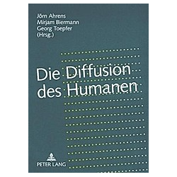 Die Diffusion des Humanen - Buch