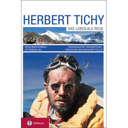 Herbert Tichy als Buch von
