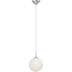 Brilliant Fantasia 93275/05 Pendelleuchte LED E27 60W Silber, Weiß