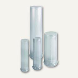 Versandrolle TwistPack, (Ø)40 x (L)200-350 mm, PP, transparent, 10 Stück